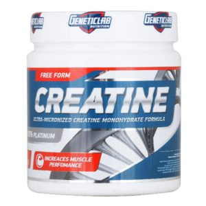 Creatine powder,  300 гр, Geneticlab