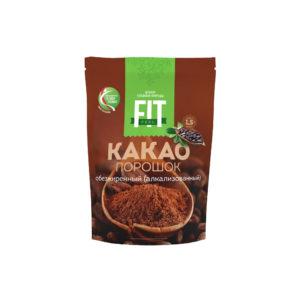 Какао обезжиренный, 150 гр, FitFeel