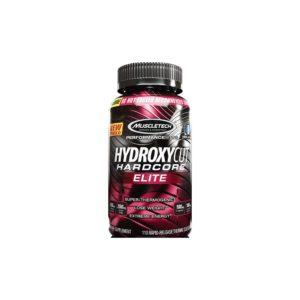Hydroxycut Hardcore Elite, 110 капсул, MuscleTech