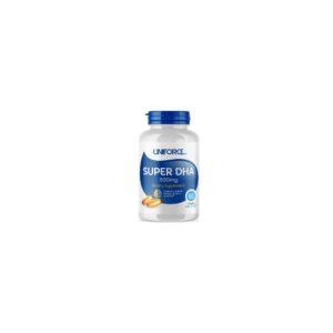 Super DHA, 500 мг, 60 капсул, UNIFORCE