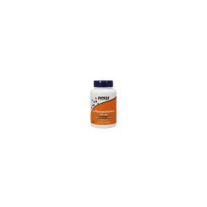 L-фенилаланин, 500 мг, 120 вегетарианских капсул, NOW