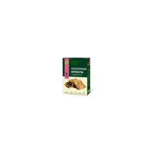 Конопляный крекер со свёклой, 150 гр, Компас Здоровья