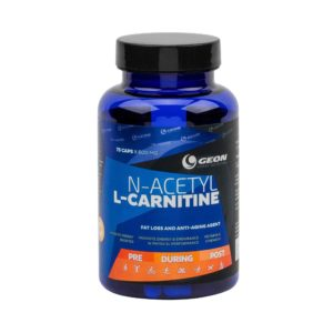 Acetyl-L-carnitine, 75 капсул, GEON