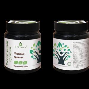Кедровый протеин, 250 гр, Оргтиум
