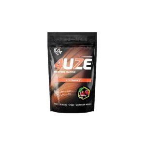 Многокомпонентный протеин Fuze 47% , вкус «Вишневый пирог», 750 гр, 4UZE