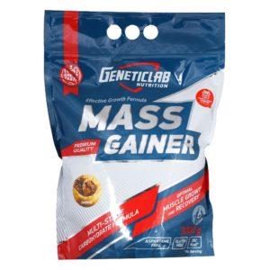 MASS Gainer, вкус печенье, 3 кг, Geneticlab