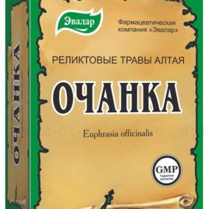 Очанка лекарственная, 50 гр, Эвалар